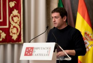 El diputado Ignasi Garcia
