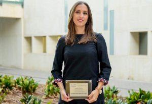 La ingeniera de la UPV Teresa Martínez