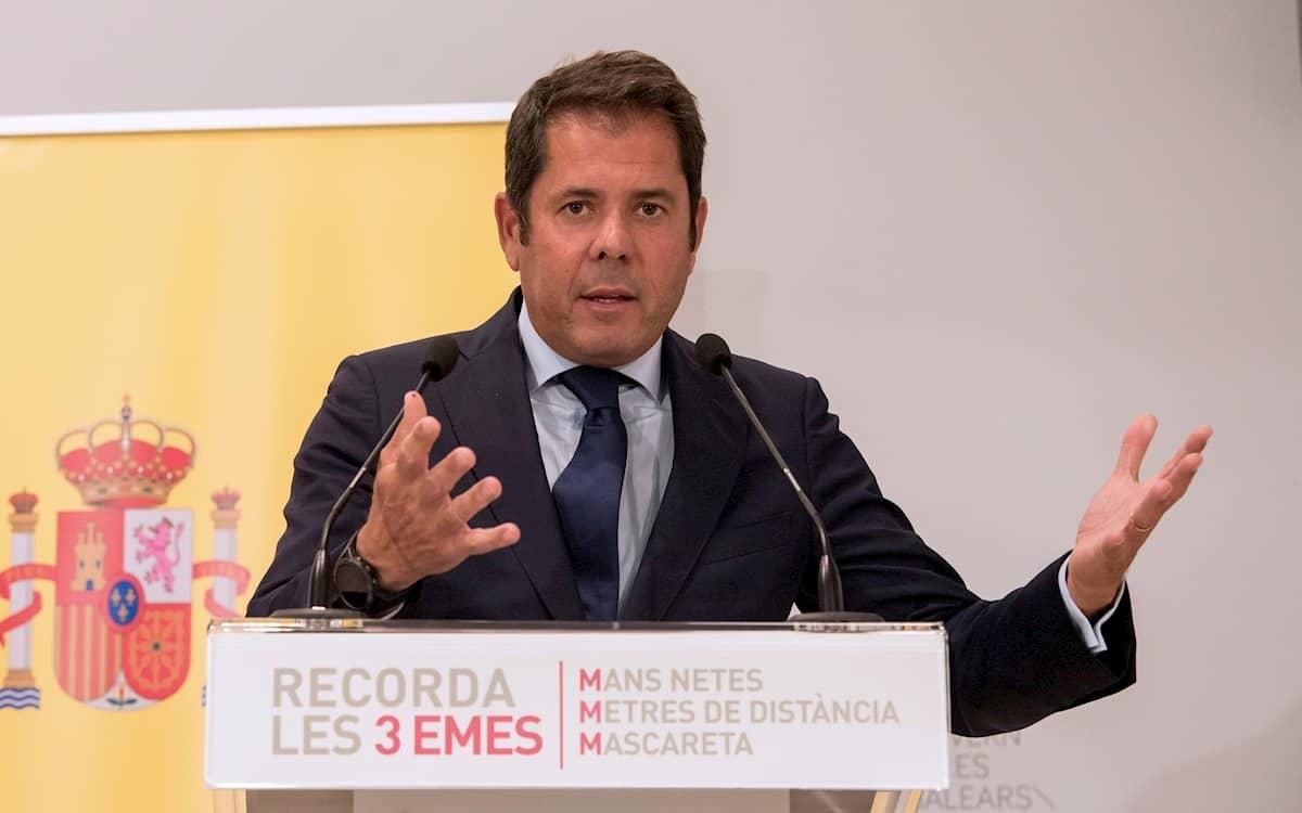 El presidente de Cepyme, Gerardo Cuerva