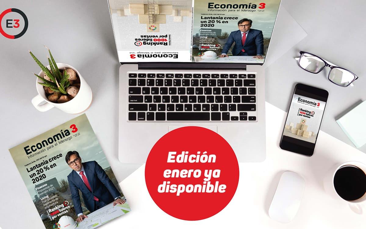Revista Economía 3 enero