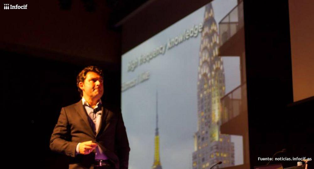 Marc Vidal es consejero del fondo de inversión Sitka Capital que invierte en startups de base tecnológica