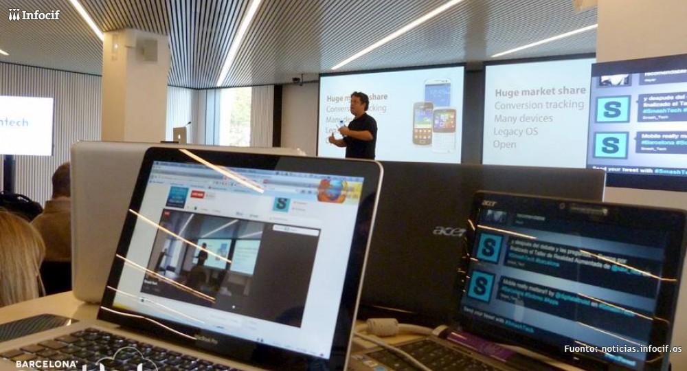 Bcn Mobile Tech Seminar 2014 es un evento destinado a conectar sectores con oportunidades de negocio