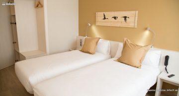 Sidorme es una cadena de hoteles enfocado al sector económico que prima la calidad a un precio asequible