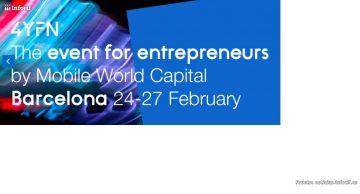 192 startups competirán en el Mobile World Congress por ser el proyecto más innovador