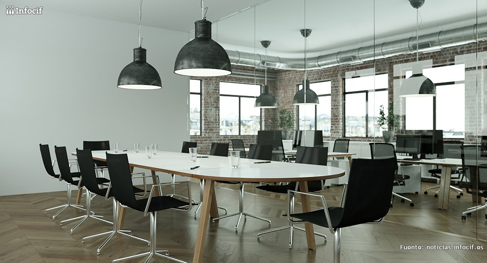 5 secretos de decoración de oficinas