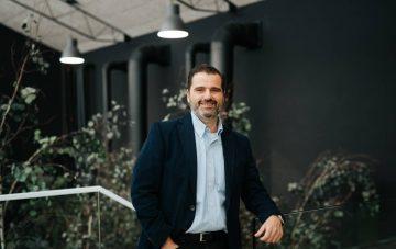 Alberto Gutiérrez, CEO de Aquaservice