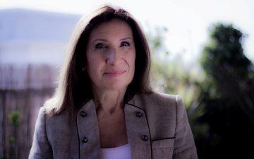 Auxiliadora Borja, decana del Ilustre Colegio de Abogados de Valencia (ICAV).