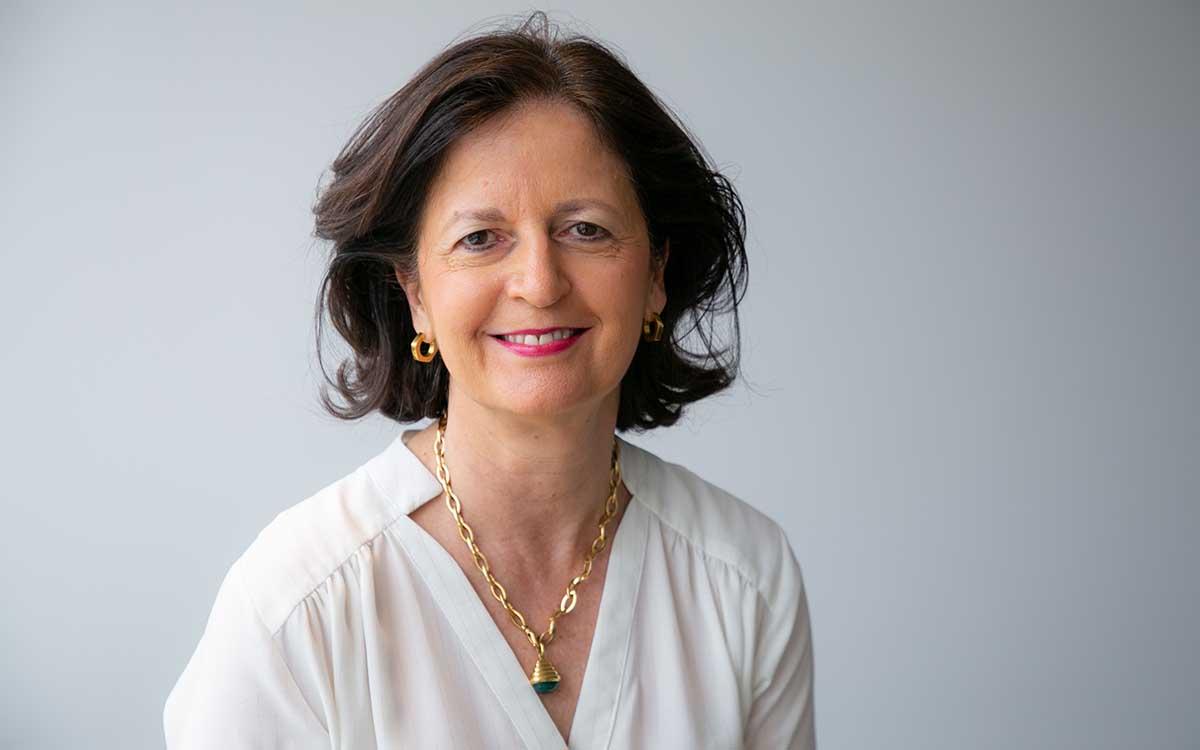 Blanca Montero, directora de Negocio Institucional de Banc Sabadell