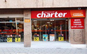 Charter, la franquicia de Consum en Aldaia