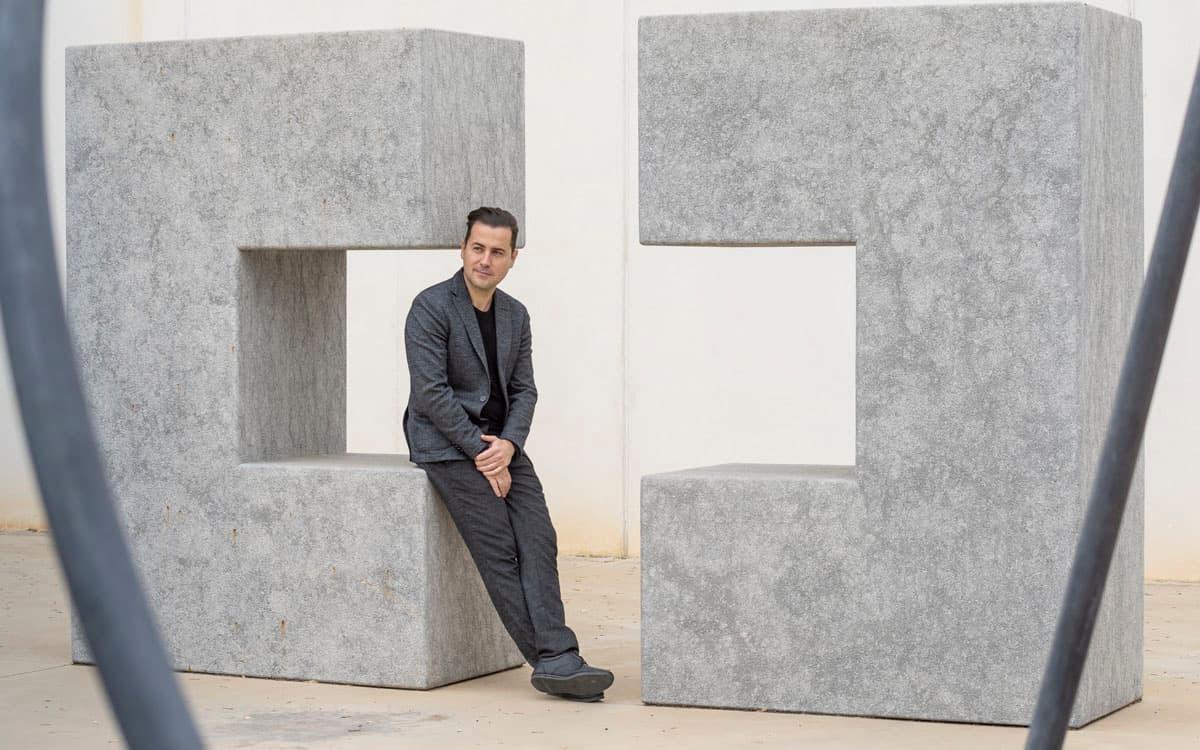 Fran Silvestre, arquitecto.