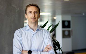 Guillermo Payá, director general del Grupo ASV