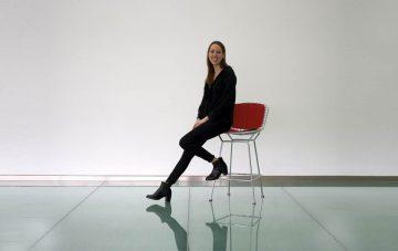 María Esteban, investigadora del Self Assembly Lab, MIT