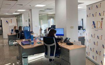 Oficina de la ADI Administración Digital Integral