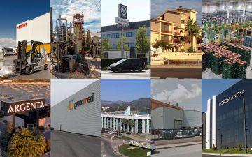 Empresas que más venden de Castellón