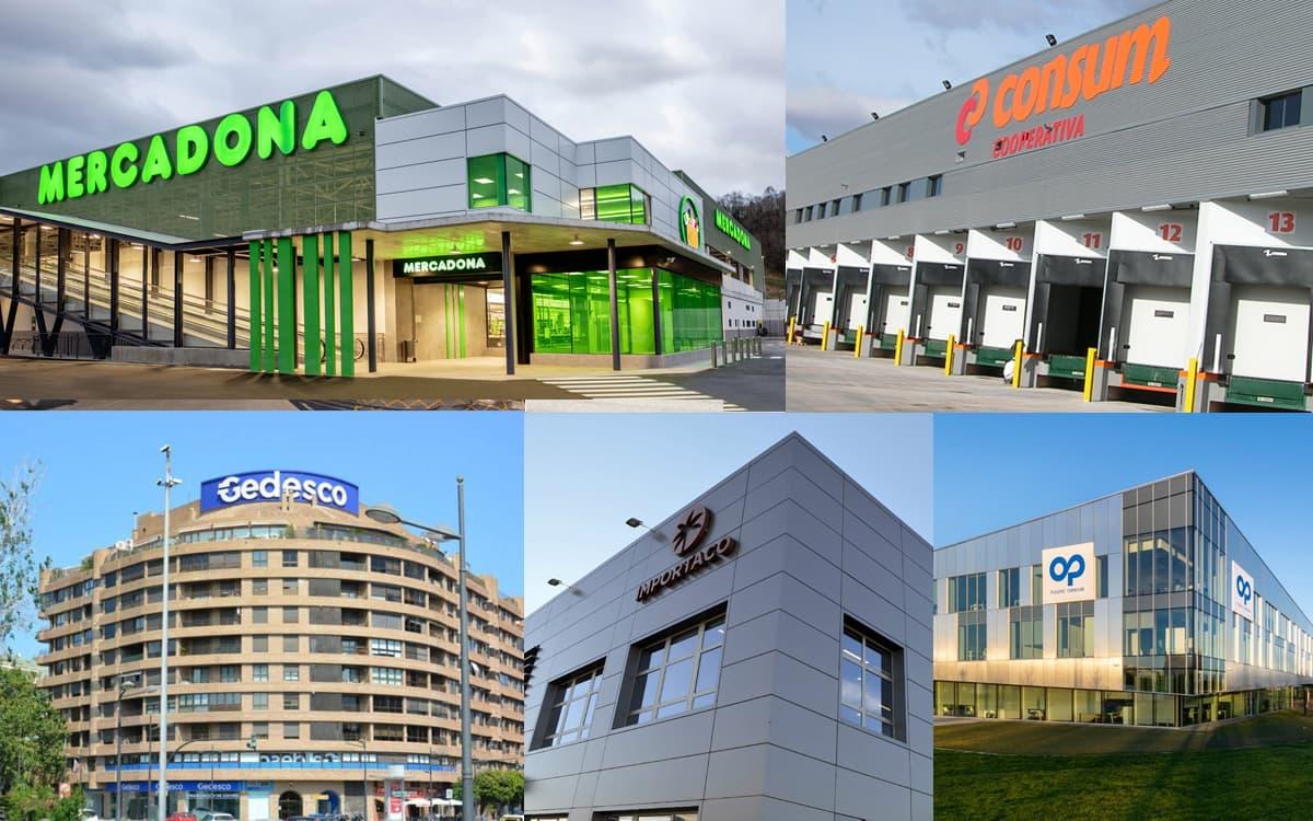 Top Ten Ventas empresas de la provincia de Valencia