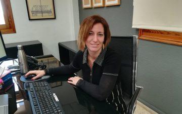 La presidenta de Cosital Valencia, Vanesa Felip