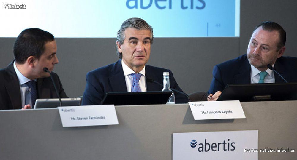 Francisco Reynés, consejero delegado de Abertis