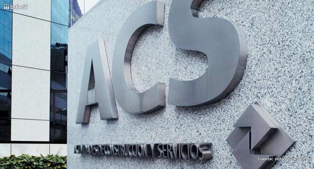 ACS ha conseguido adjudicarse una segunda autopista en Colombia por 820 millones de euros