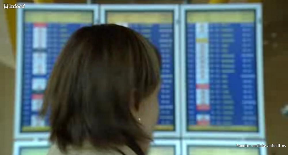 Información de vuelos en tiempo real con una aplicación de AENA