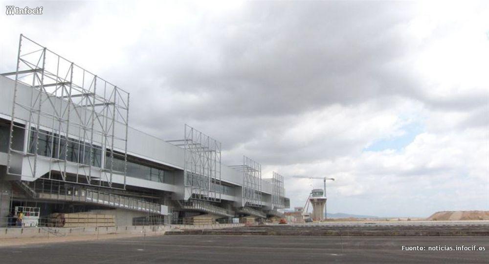 Murcia rompe el contrato de Sacyr para gestionar el nuevo aeropuerto