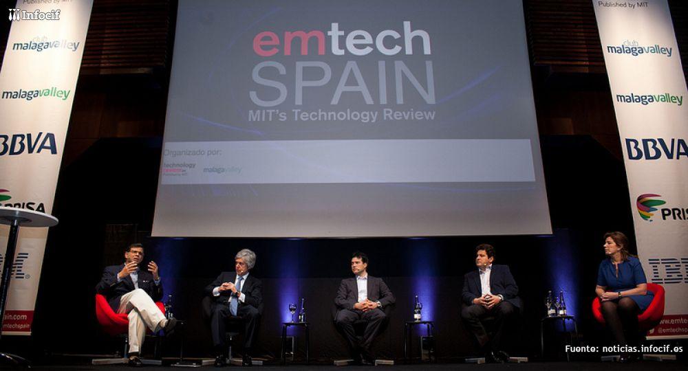 EmTech España 2013 trae a Valencia a los líderes del mundo de las tecnologías emergentes