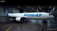 Amazon ya tiene su flota de aviones propia