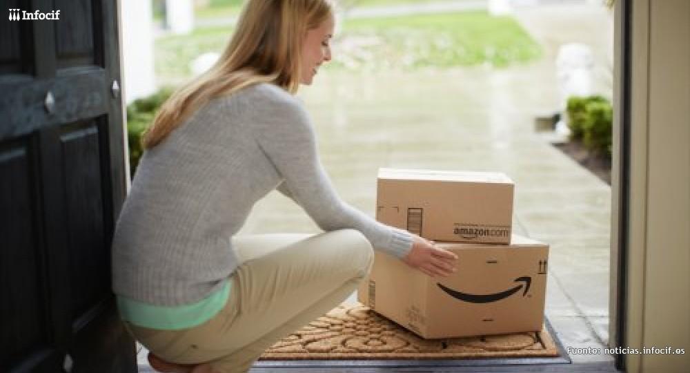 Amazon.es prevé que el 16 de diciembre será el día de más pedidos online