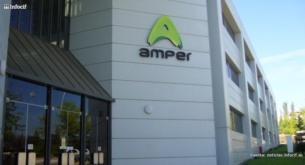 Amper solicitará el 'preconcurso' de acreedores con el objetivo de lograr un plan de recapitalización