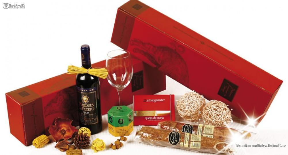 Andalucian Shop se dedica a la venta online de cestas de navidad, productos ibéricos y regalos de empresas