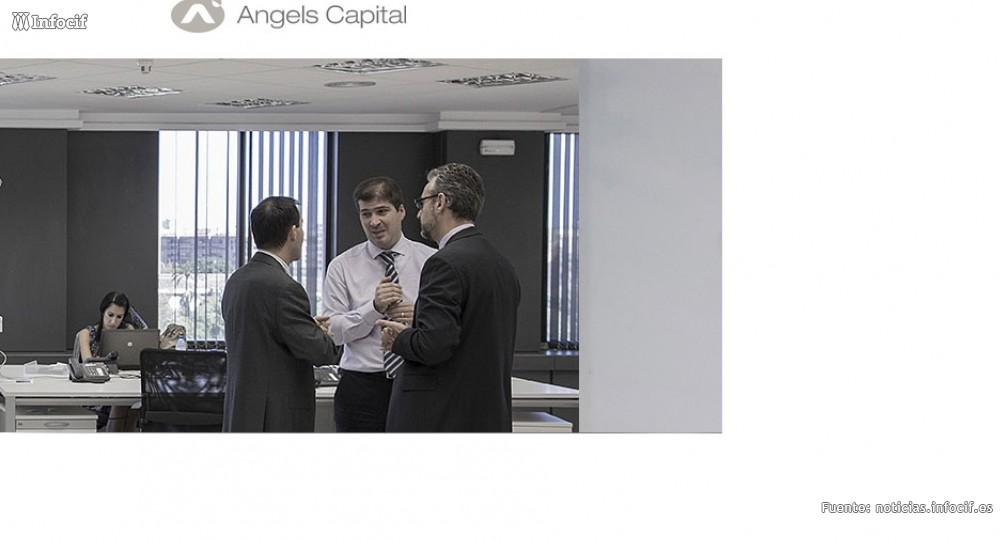"""Angels Capital: """"Junto con Lanzadera formamos una especie de fábrica de empresas"""""""