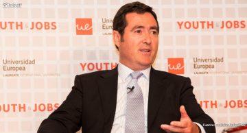 Antonio Garamendi disputará a Rosell la presidencia de CEOE