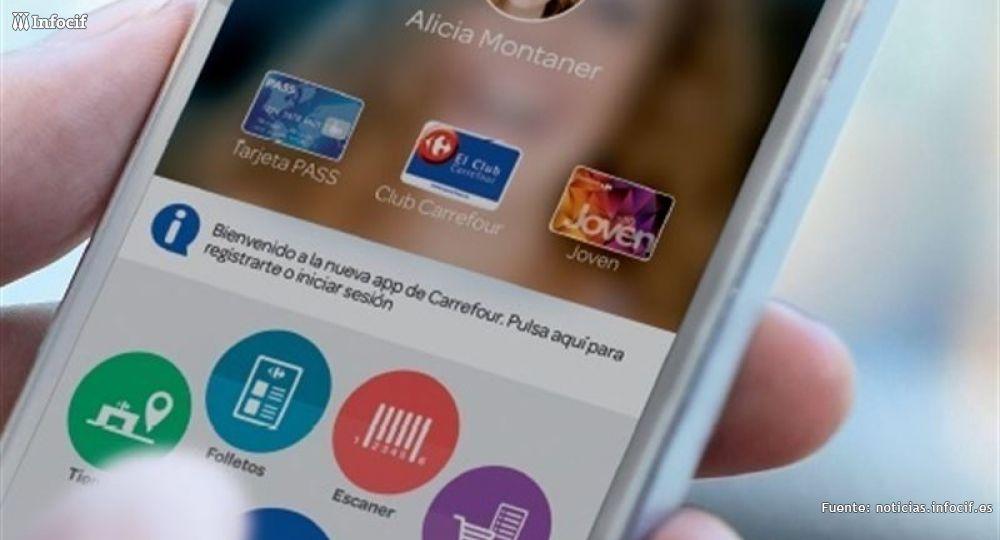 Carrefour ha lanzado una nueva aplicación para mejorar la experiencia de compra de sus usuarios