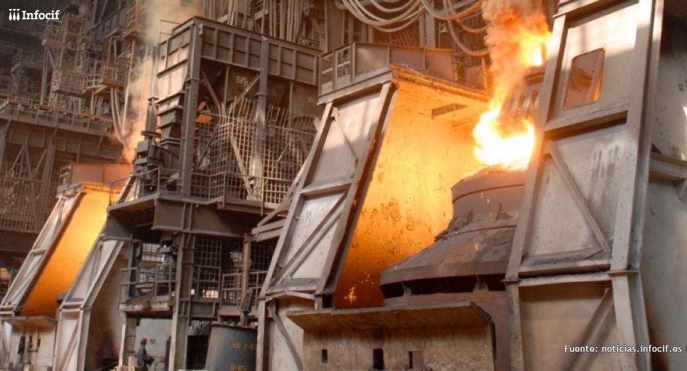 La producción industrial, en máximos desde 2007
