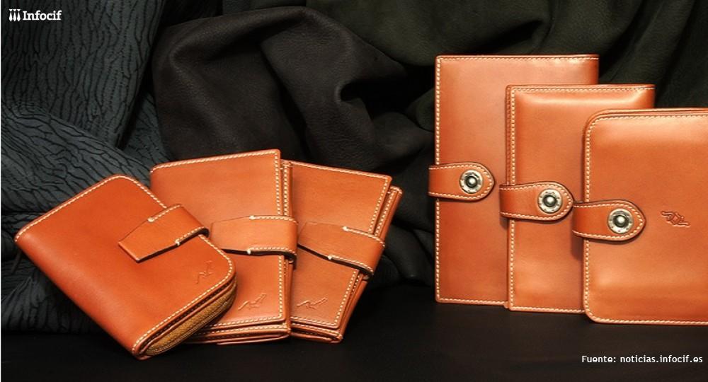 Hermanos Ramos Mancilla se dedica a la fabricación de artículos de piel como monederos o bolsos exclusivos