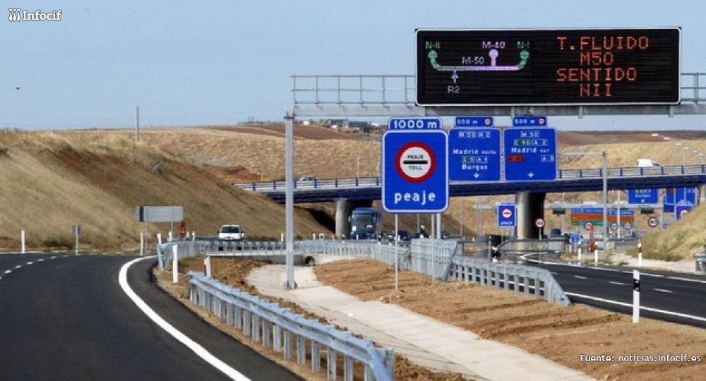 Ocho autopistas podrían cerrar por quiebra