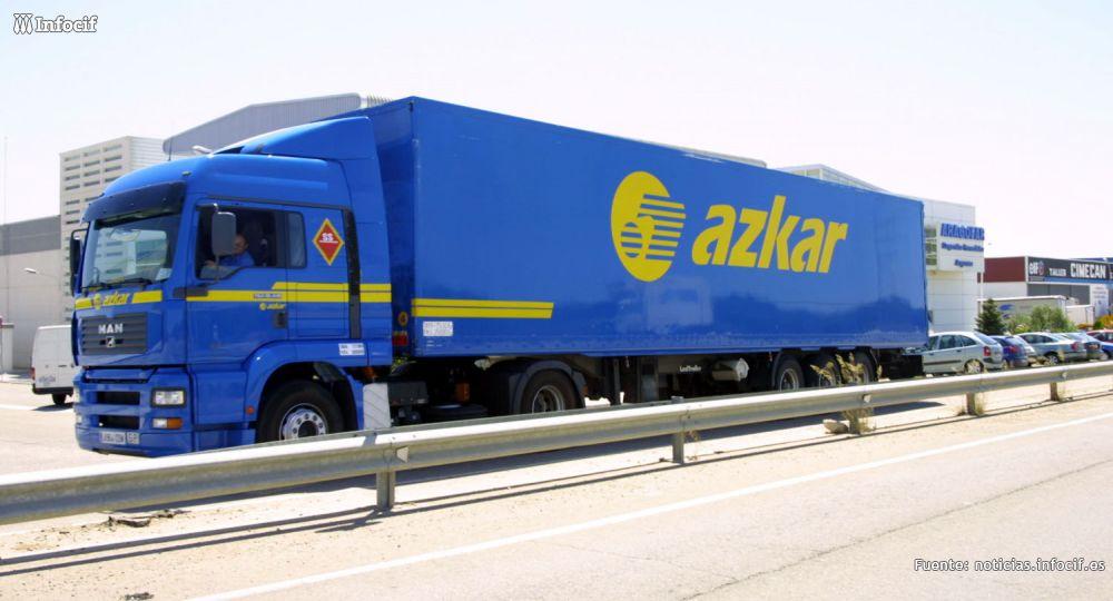 Azkar, empresa miembro del grupo Dachser