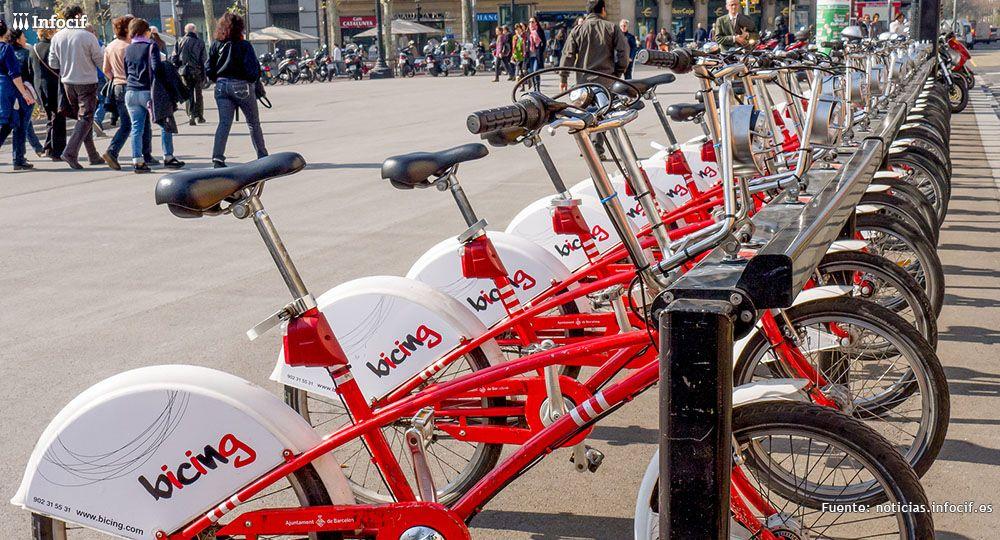 Barcelona busca más bicis para la ciudad