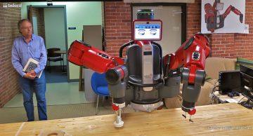 El Robot Baxter