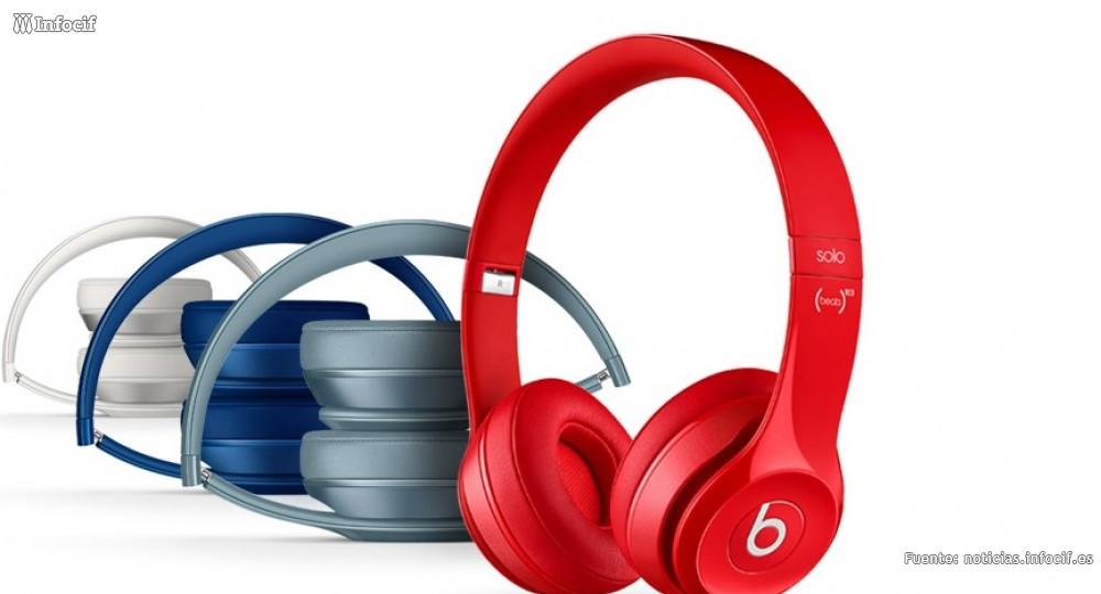 Apple compra la marca de auriculares Beats por 3.000 millones de dólares