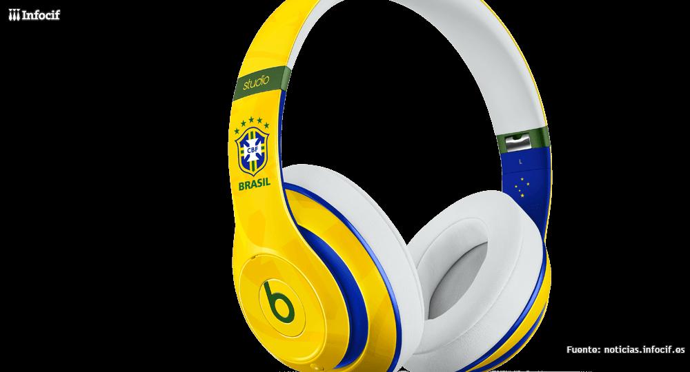 Beats sube los vatios del Mundial con su game before the game