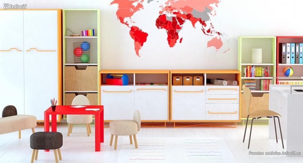 Anvigo08 Soluciones se dedica a la venta de inmobiliario y a la decoración de mueble infantil