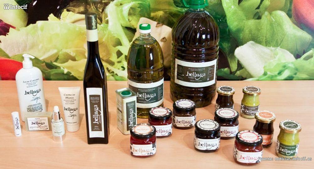 Gama de productos Belluga Gourmet/ Foto: Belluga Gourmet