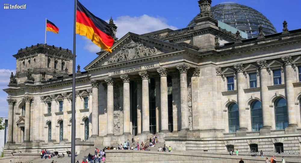 Reichstag, Berlín