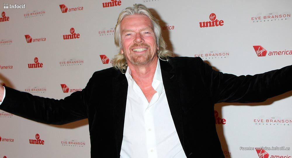 Branson un gran emprendedor
