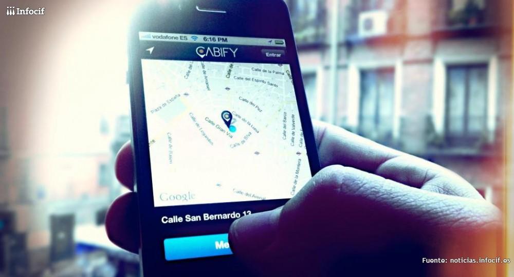 Cabify, la alternativa española a Uber y al taxi