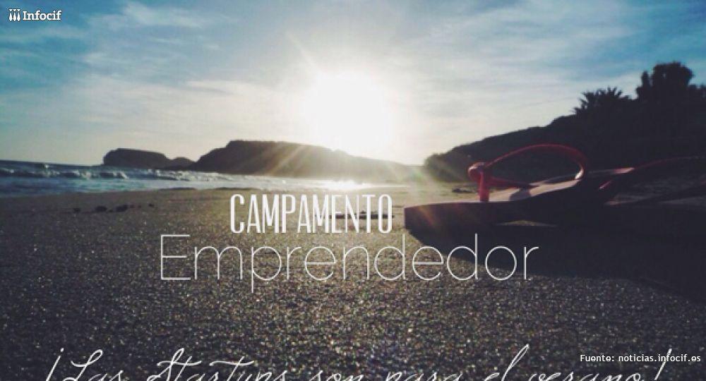 En el Campamento Emprendedor aprenderás a crear tu propio proyecto basado en un modelo ecommerce