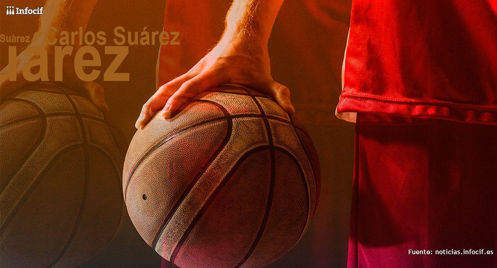 Carlos Suárez, de jugador profesional de baloncesto a presidente de club de fútbol