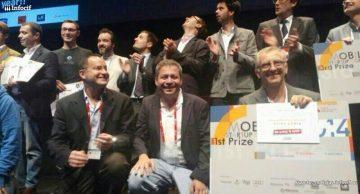 Cellbudy ganadora del foro de emprendedores 4YFN