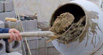 El consumo de cemento caerá un 21 % este año y tocará fondo en 2014