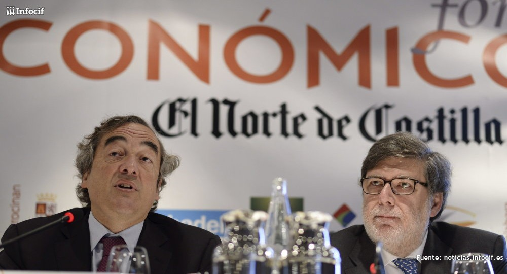 Los empresarios piden a Europa combinar consolidación fiscal y crecimiento